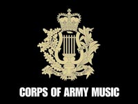 Corps of Army Music logo