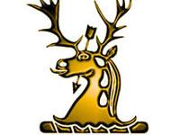 Logo: Black Dyke Stag