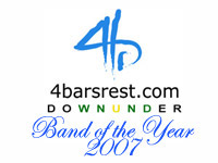 2007 4BRDU Band of the Year