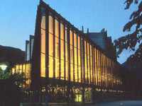 Geig Hall