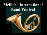 Mellieha Band Festival logo