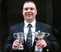 Steven Miles - 4barsrest best instrumentalist 2004