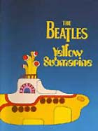 Sleeve cover - Yellow Submarine - The Beatles