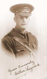 Arthur Laycock