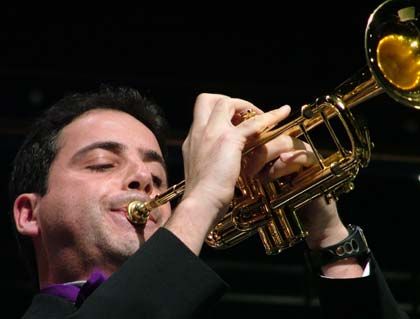 Desford Band: Dave Smith