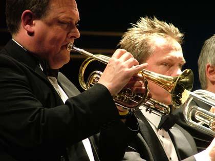 Redbridge Band: Cornet Section