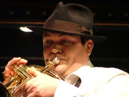 Thoresby Band: Matthew Challender