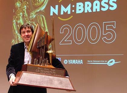 Winning MD: Dr Nicholas Childs