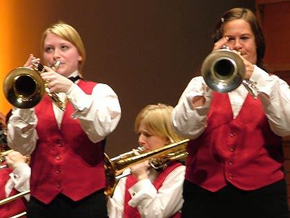 Tertnes Brass: Flugel duet