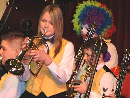 Boarshurst Youth Band