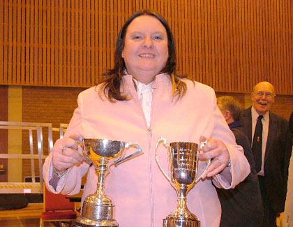 Five Rivers Brass: Theresa Harris, Best Principal Cornet