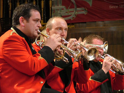 BTM cornet section