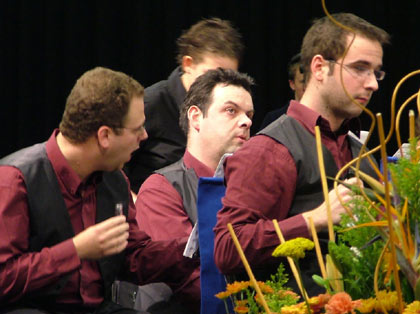 Brass Band Willebroek: Bottle problems