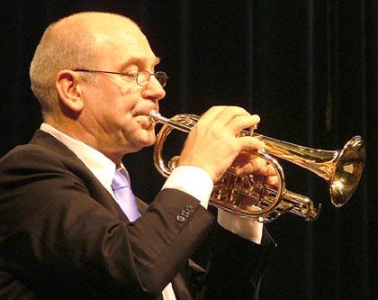 Brass Band Ober�sterreich: Professor Hans Gansch