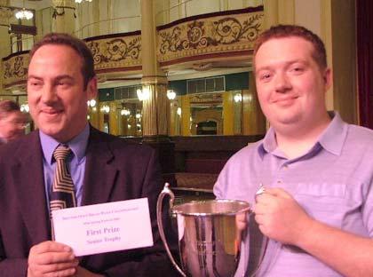 Alliance Brass: Winners - Senior Trophy