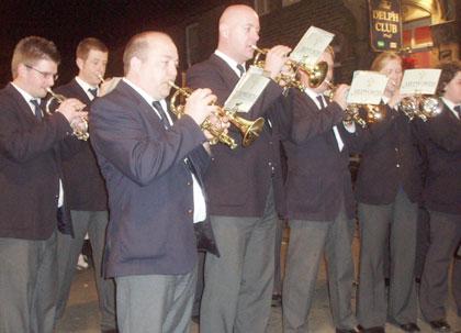 Hepworth Band