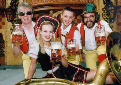 Bavarian Stompers