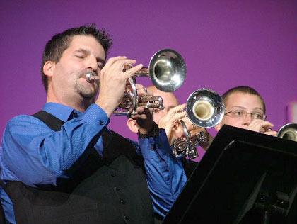 Fountain City cornets