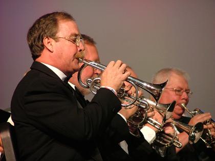 Milwaukee cornet section