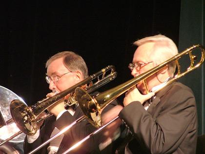 Milwaukee trombones