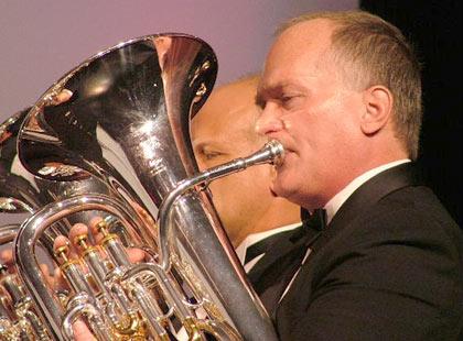 Prairie Brass Band - Euphoniums