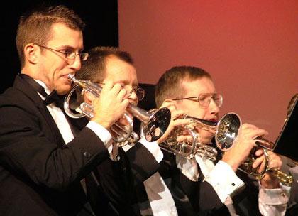 Sheldon Theatre - cornets