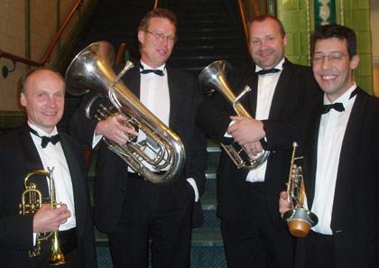 Cosy Brass Quartet