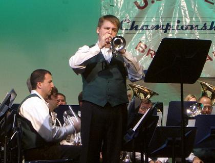 Eric Yates - prairie brass band