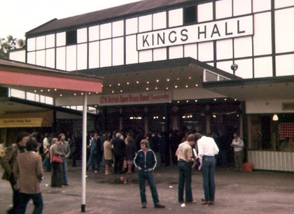 The legendary King's Hall