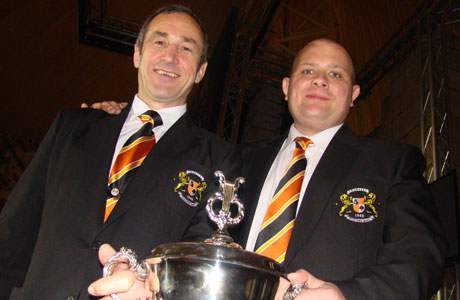 Nick Harris and Dave Howells