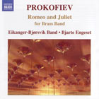 CD cover - Romeo and Juliet for Brass Band