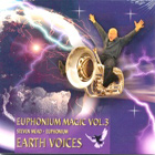 CD cover - Euphonium Magic, Vol 3: Earth Voices