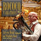 CD cover - Rococo Variations