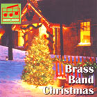 CD cover - Brass Band Christmas