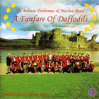 CD cover - A Fanfare of Daffodils