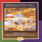 CD cover - Bridgewater Hall Live 2000