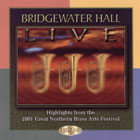 CD cover - Bridgewater Hall Live 2001