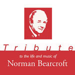 CD cover - Tribute - Norman Bearcroft