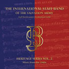 CD cover - Heritage Series Vol. 2 - Music from the 1940s