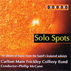 CD cover - Solo Spots