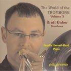 CD cover - World of the Trombone - Vol 3