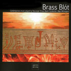 CD cover - Brass Blot