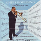 CD cover - Houlding his own