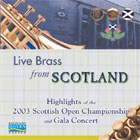 Banner - Scottish Open 2003