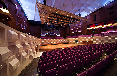 The De Doelen Concert Hall