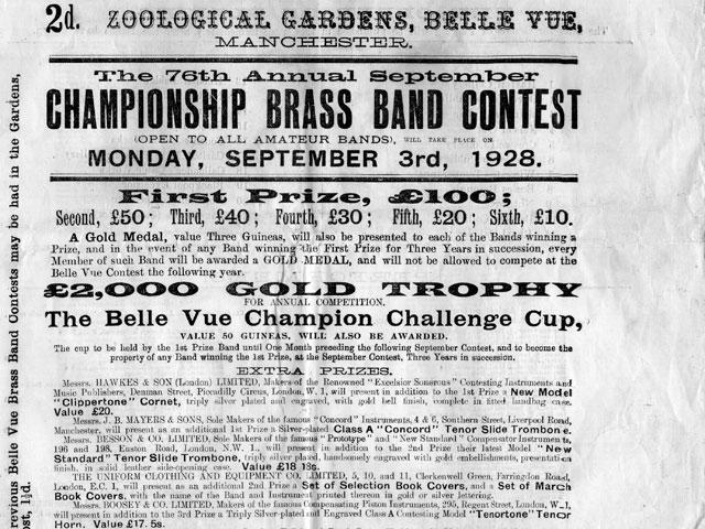 National Finals 1928