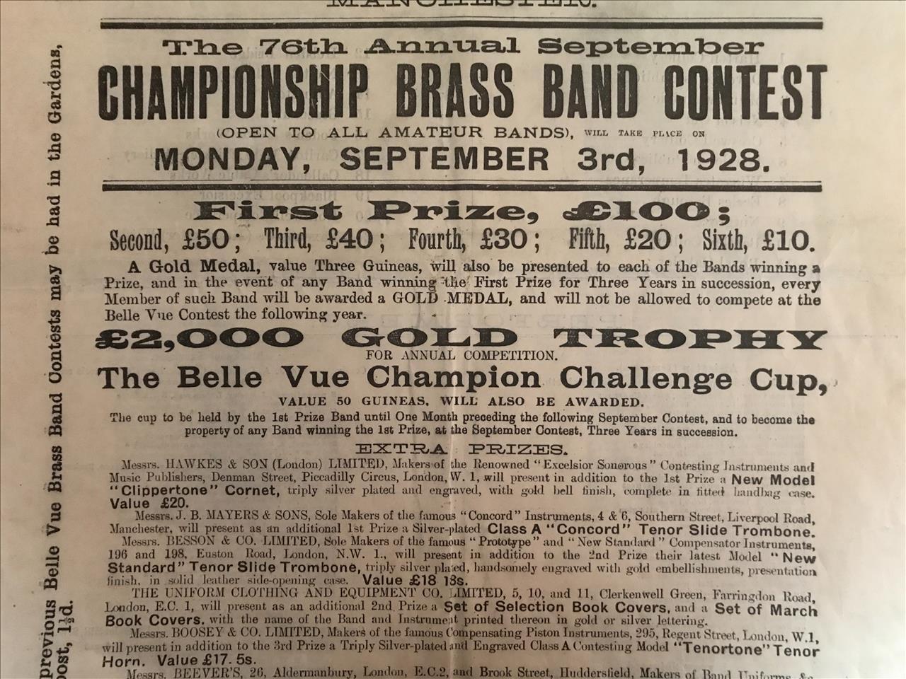 British Open 1928