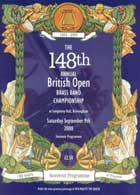 british open programme cover