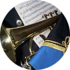 Cornet and Sleeve