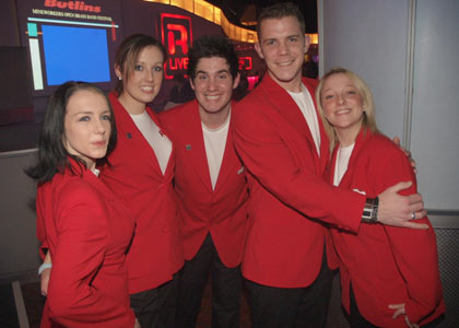 Butlins redcoats